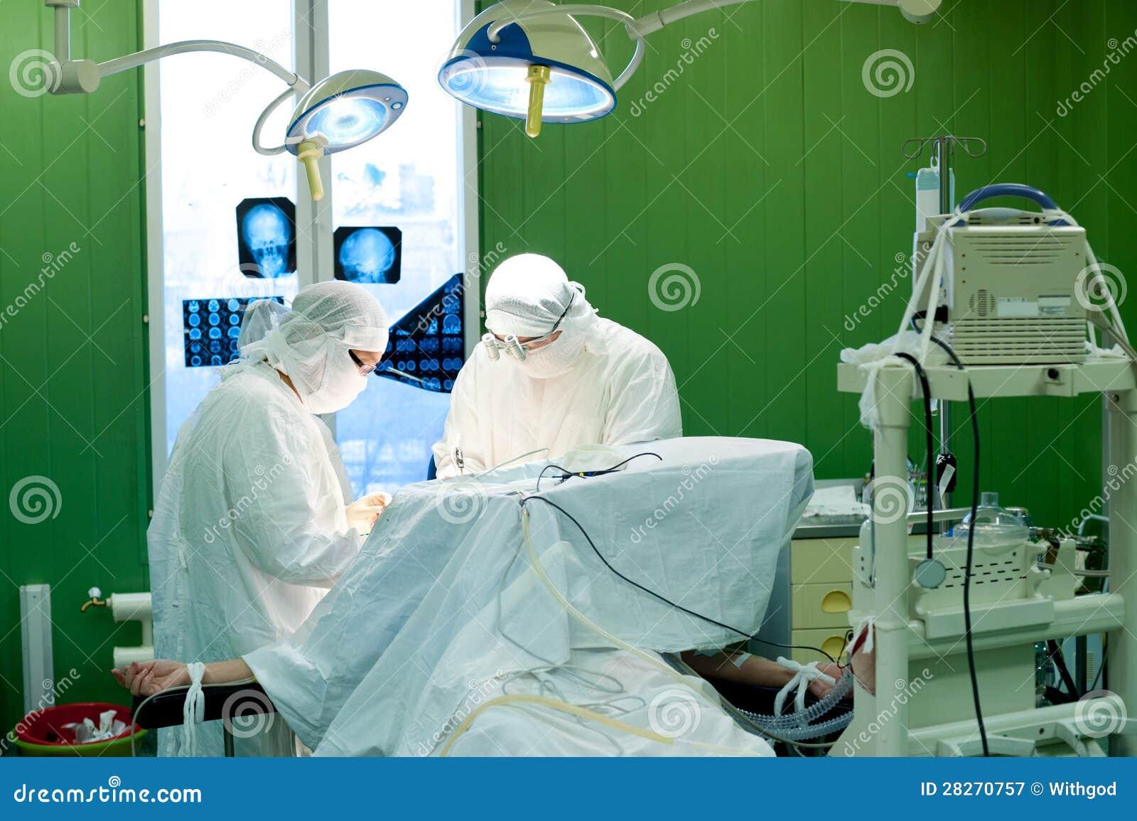 Χειρουργική επέμβαση εγκεφάλου