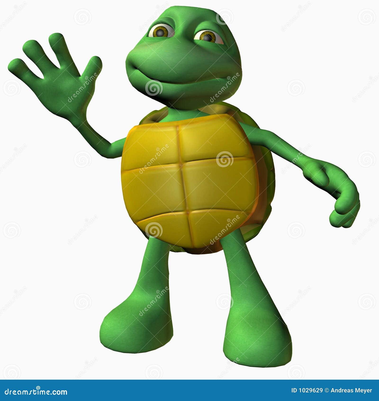 χελώνα αγοριών γειά σου