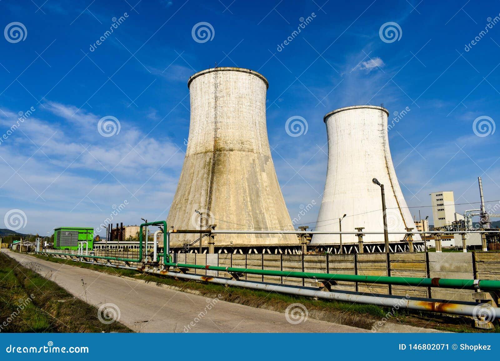 Χημικό εργοστάσιο Ελαστομερές και θερμοπλαστική γραμμή παραγωγής Δεξαμενές για την προετοιμασία των μονομερών και του πολυμερισμο