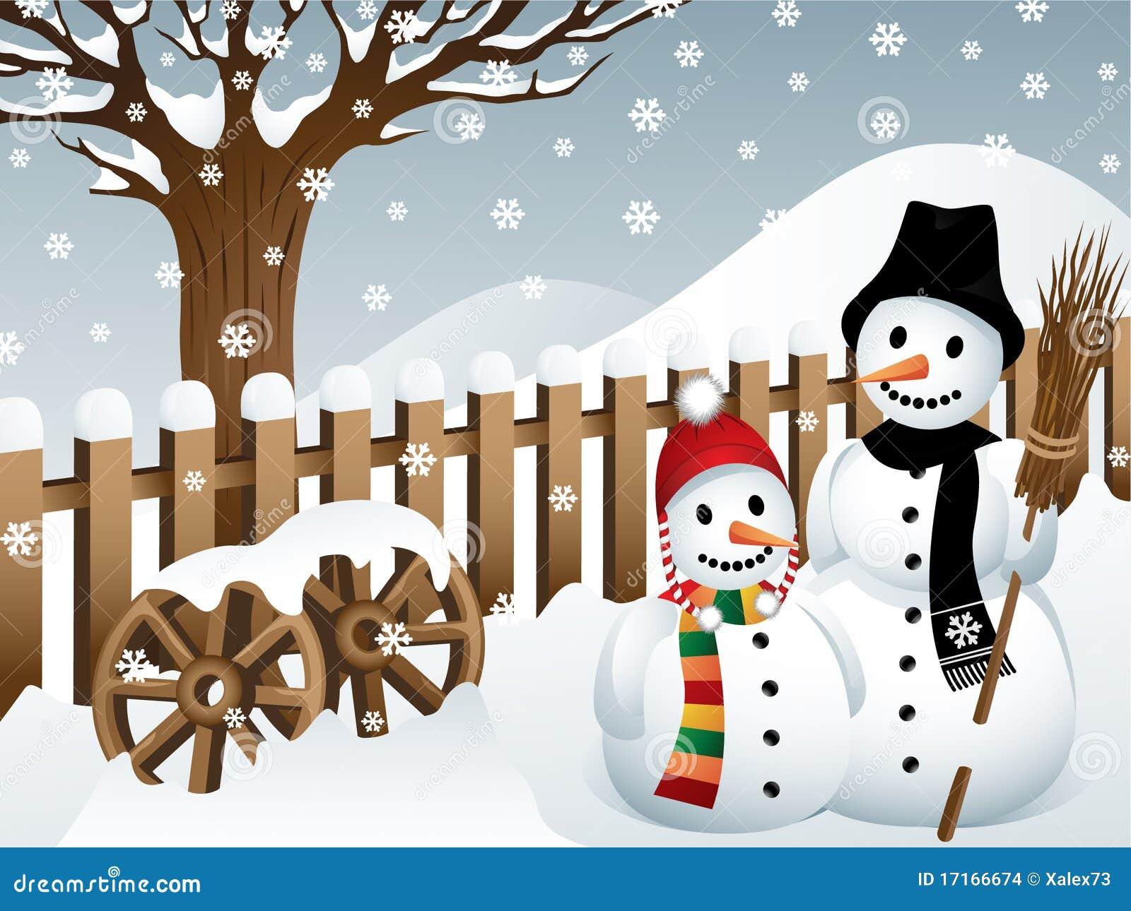 χιονάνθρωποι χωρών