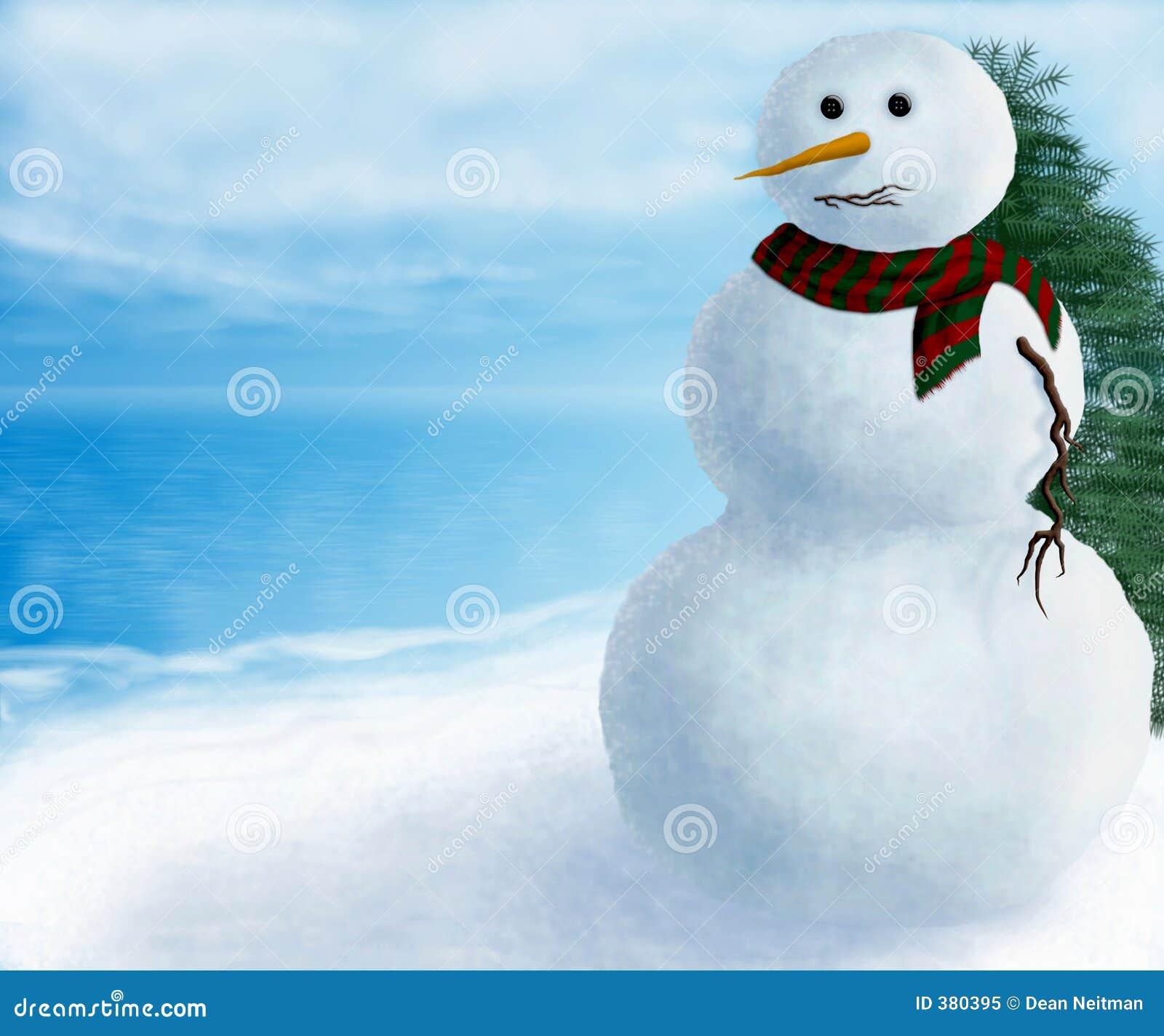 χιονάνθρωπος λιμνών