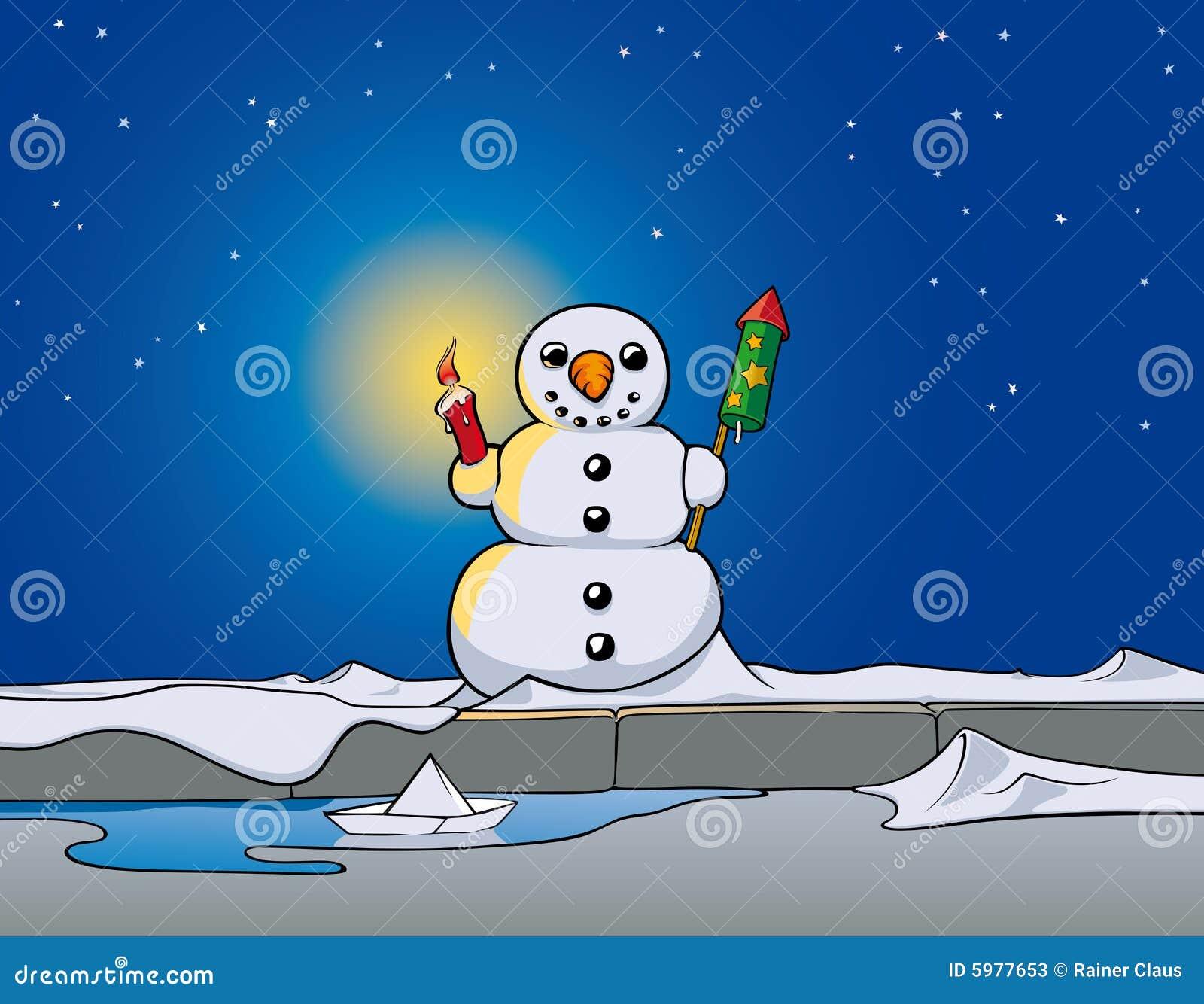 χιονάνθρωπος πυραύλων