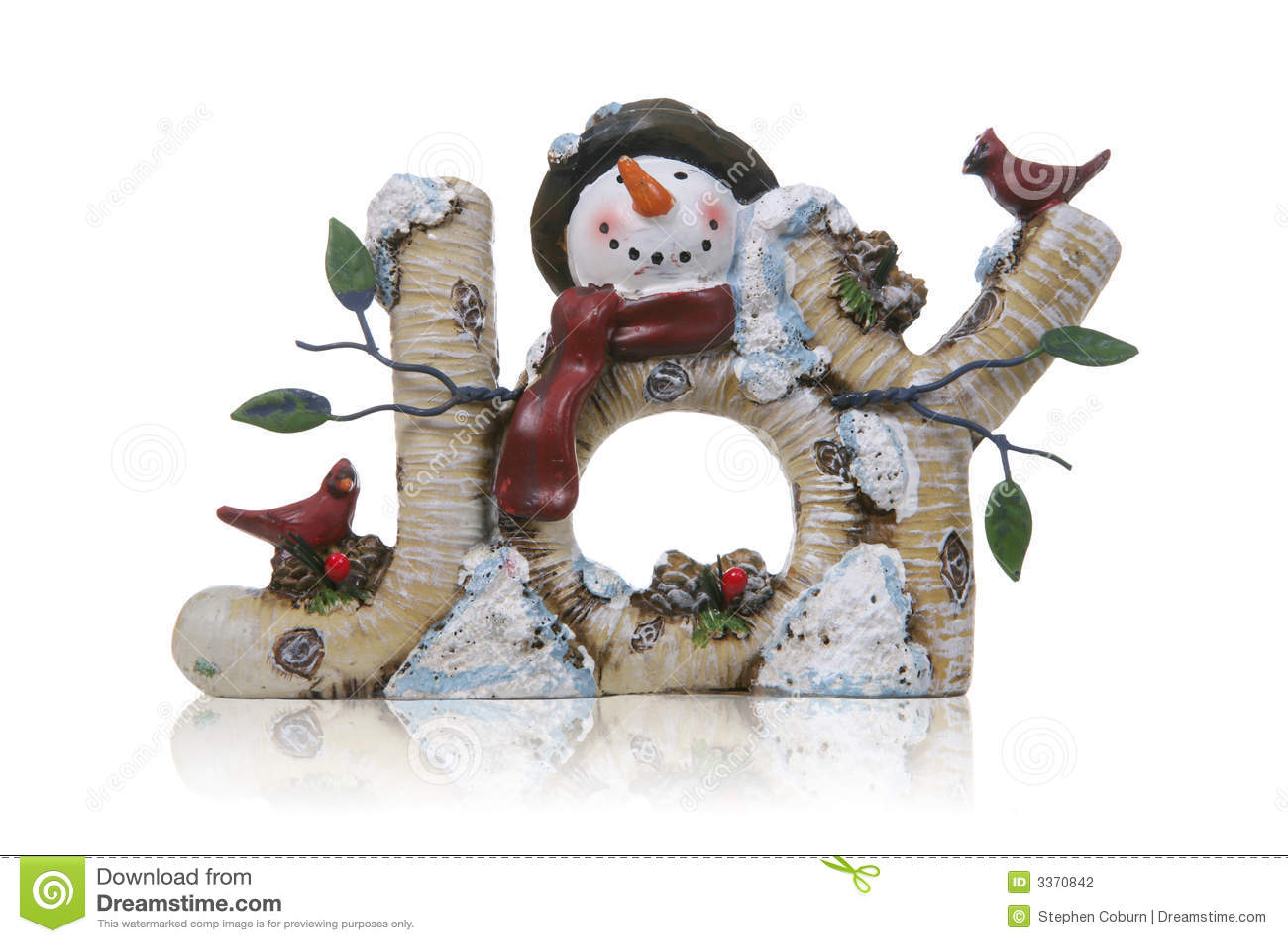 χιονάνθρωπος χαράς