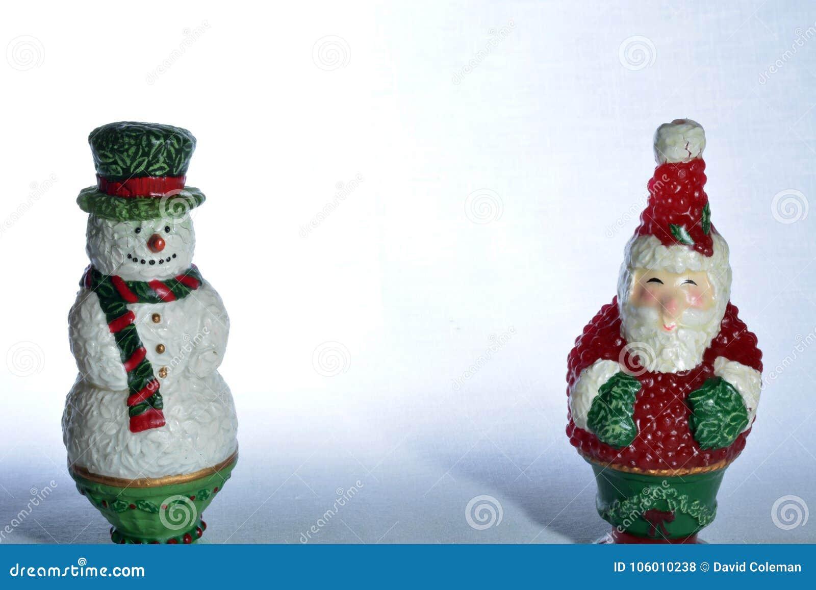 χιονάνθρωπος santa