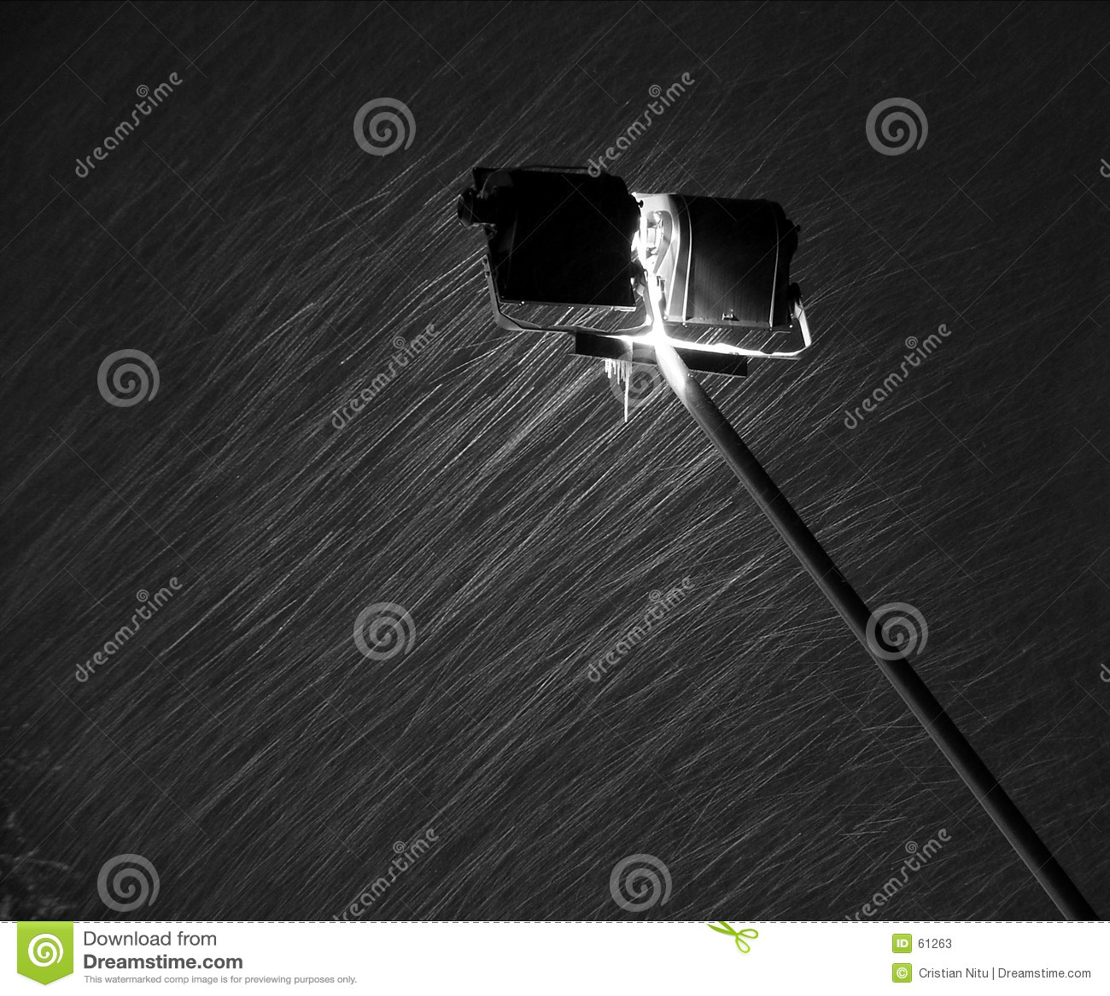 Download χιονίζοντας χρόνος στοκ εικόνα. εικόνα από φυσικός, dusk - 61263