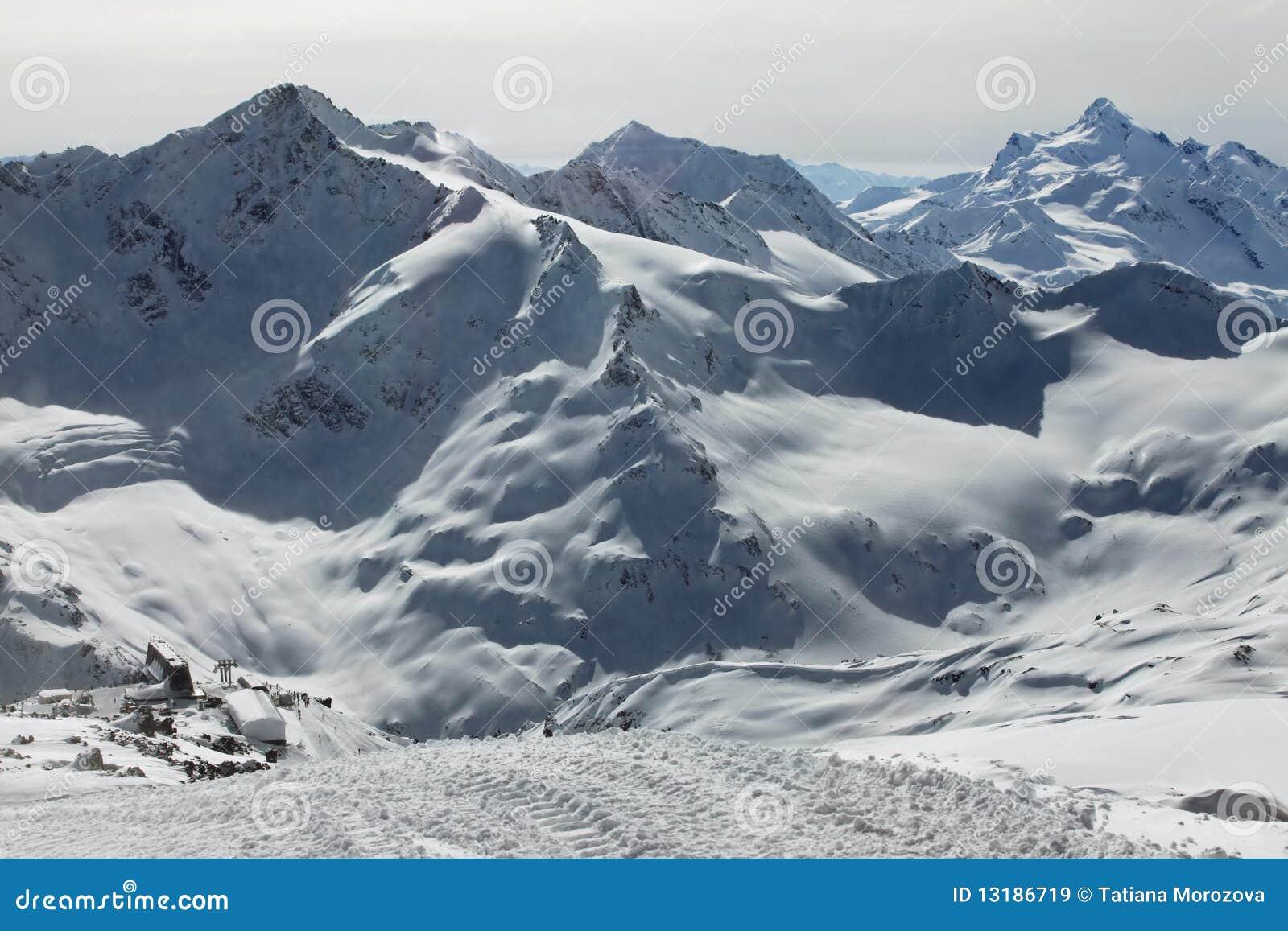 χιόνι βουνών