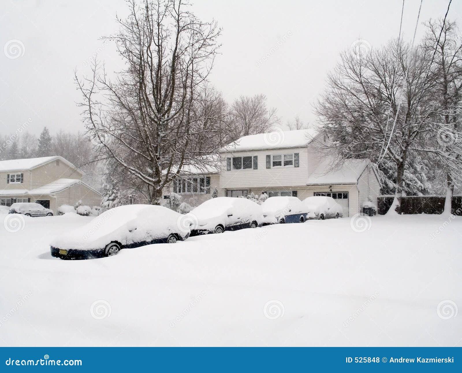 χιόνι μερών
