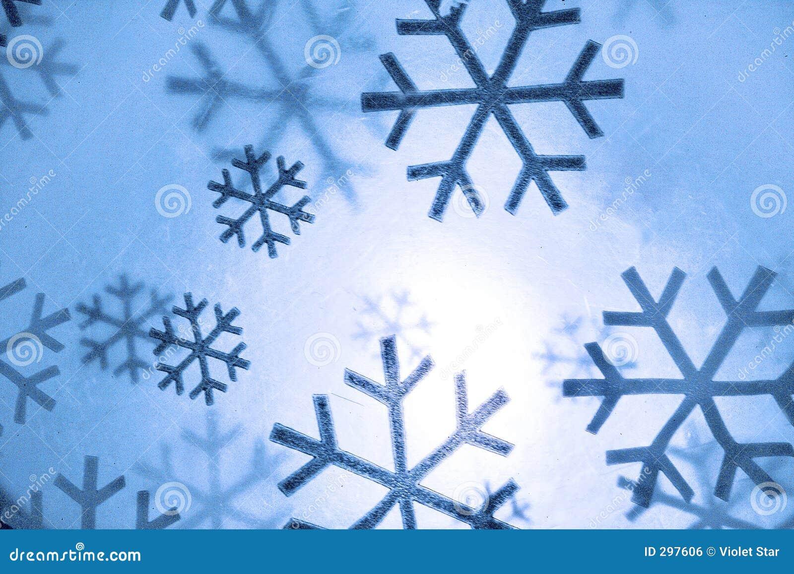 χιόνι νιφάδων