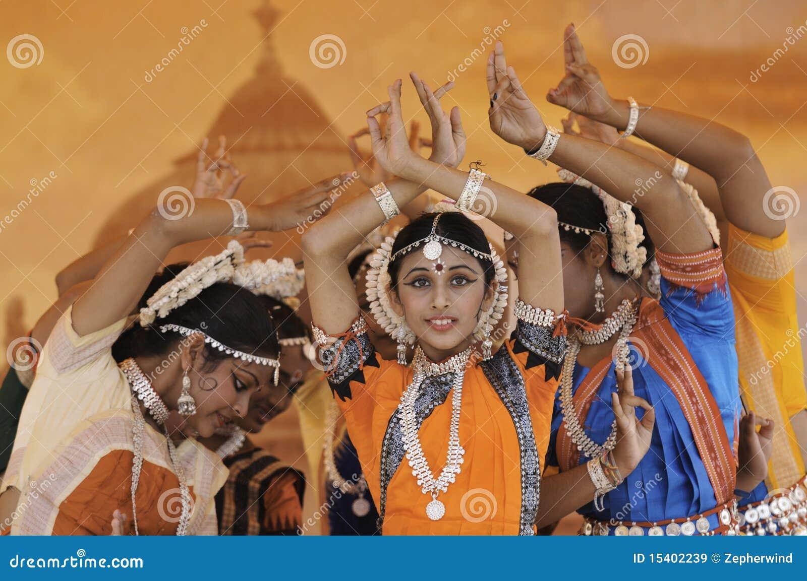 χορευτές Ινδία
