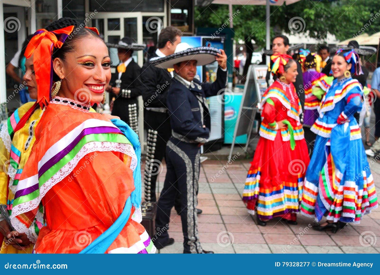 χορευτές μεξικανός