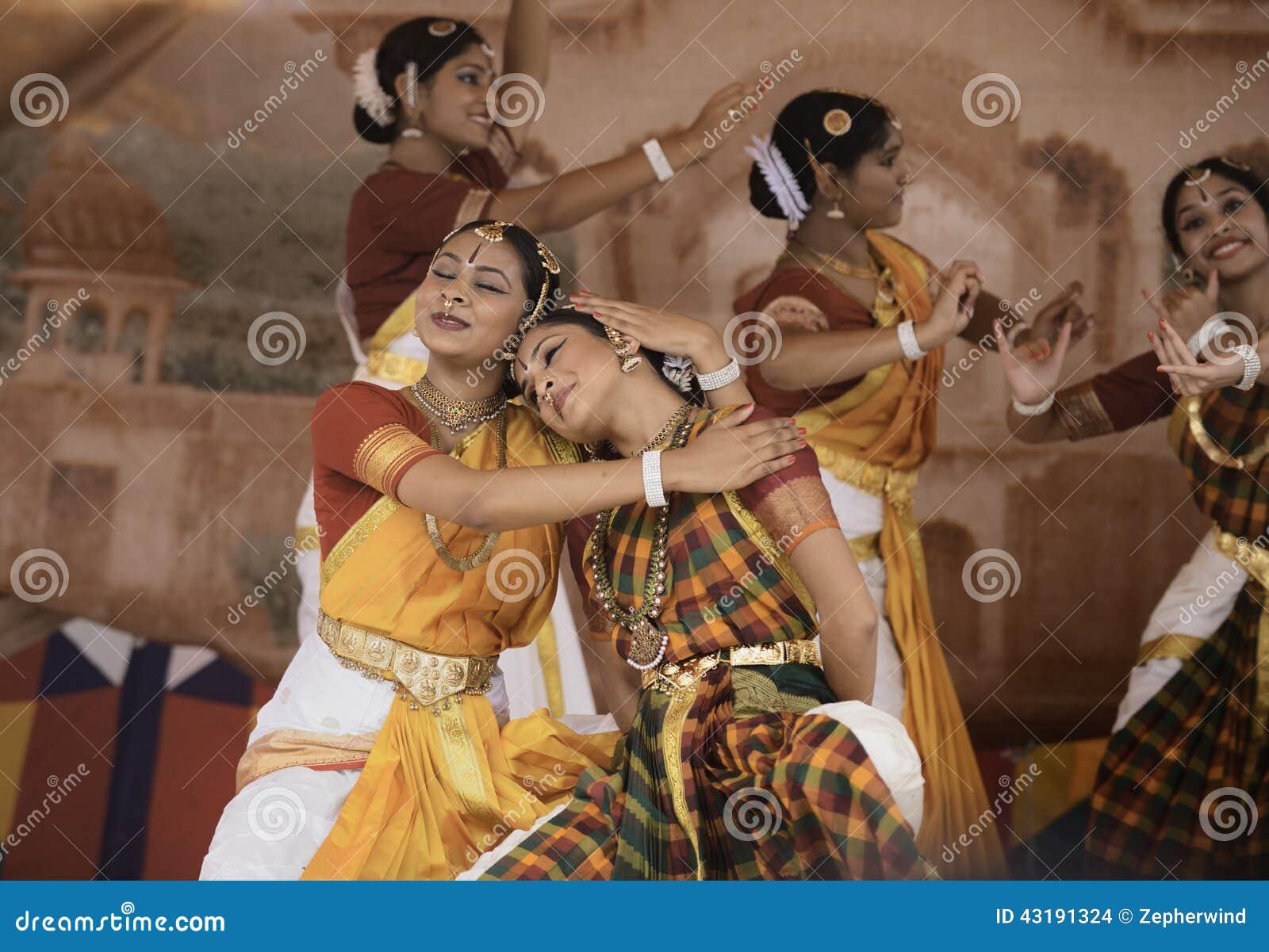 Χορευτές της Ινδίας