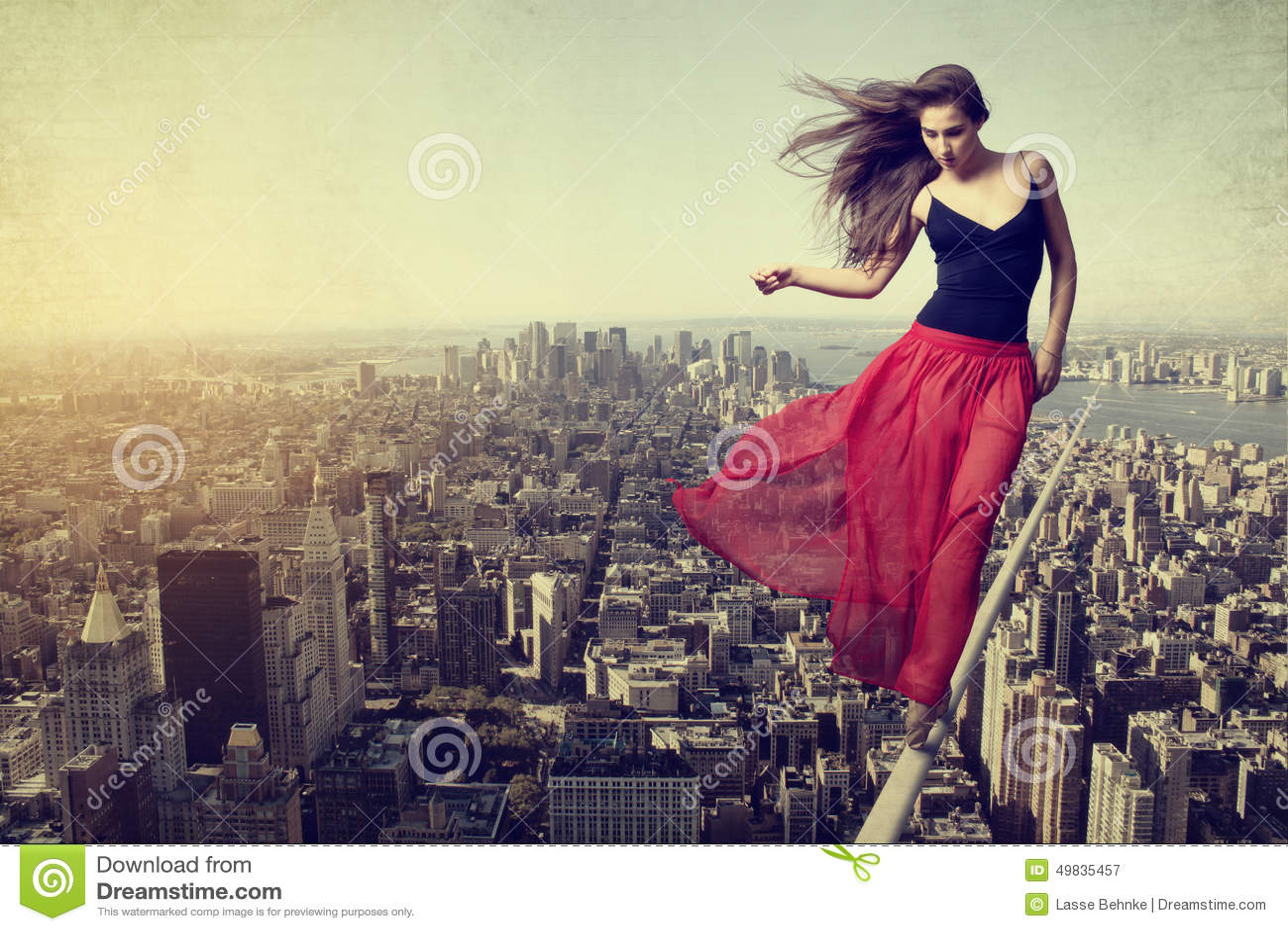 Χορευτής σχοινιών