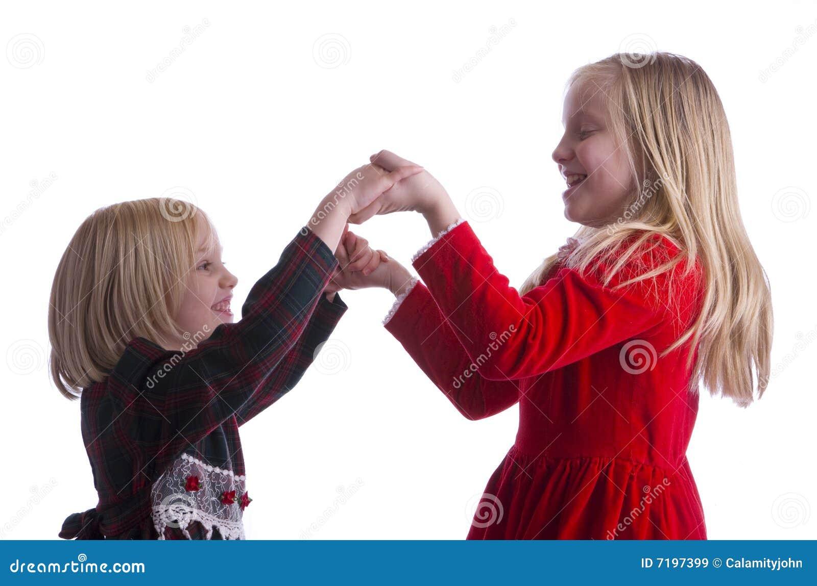χορεύοντας αδελφές φορ&e