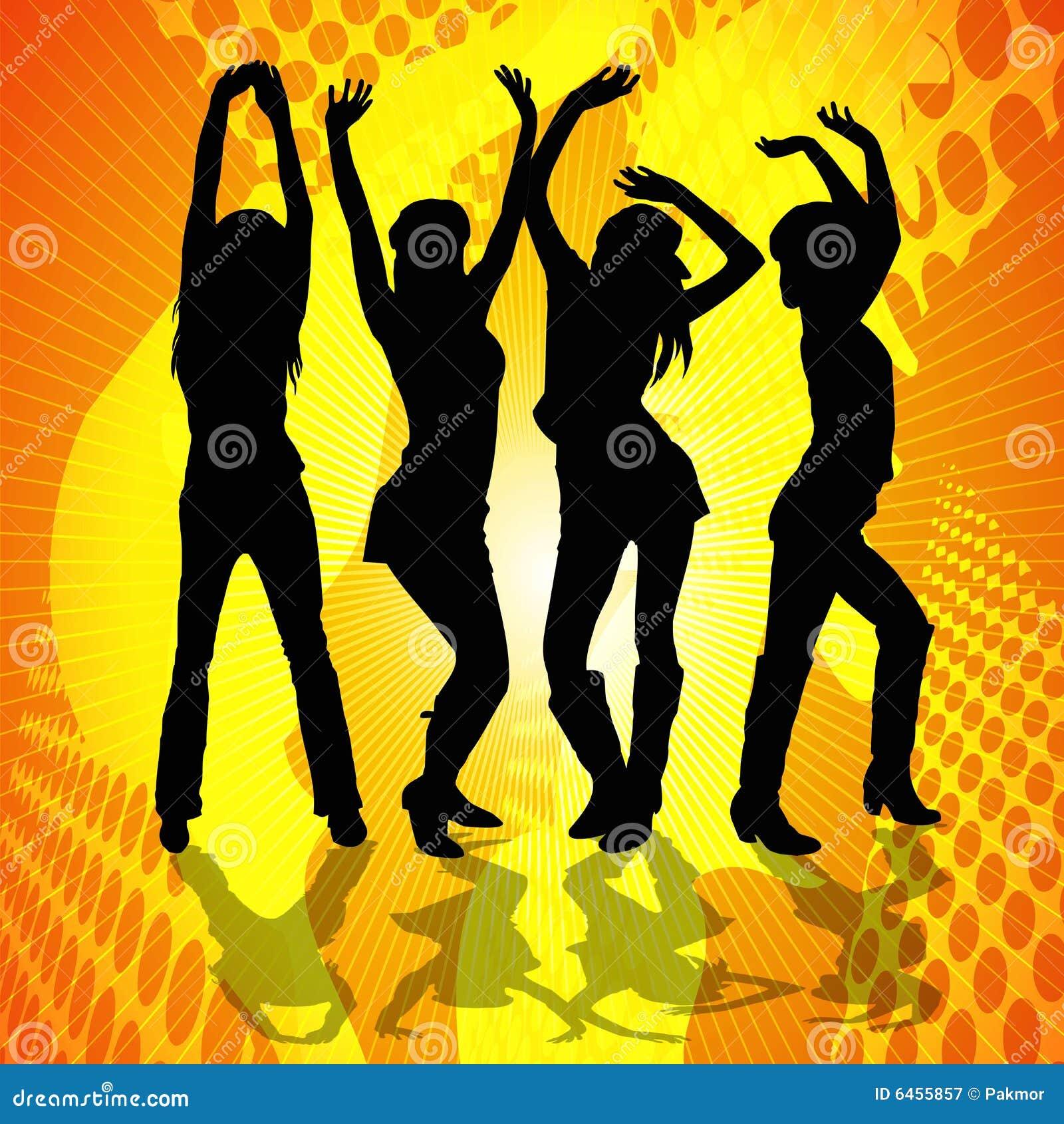 Χορεύοντας γυναίκες
