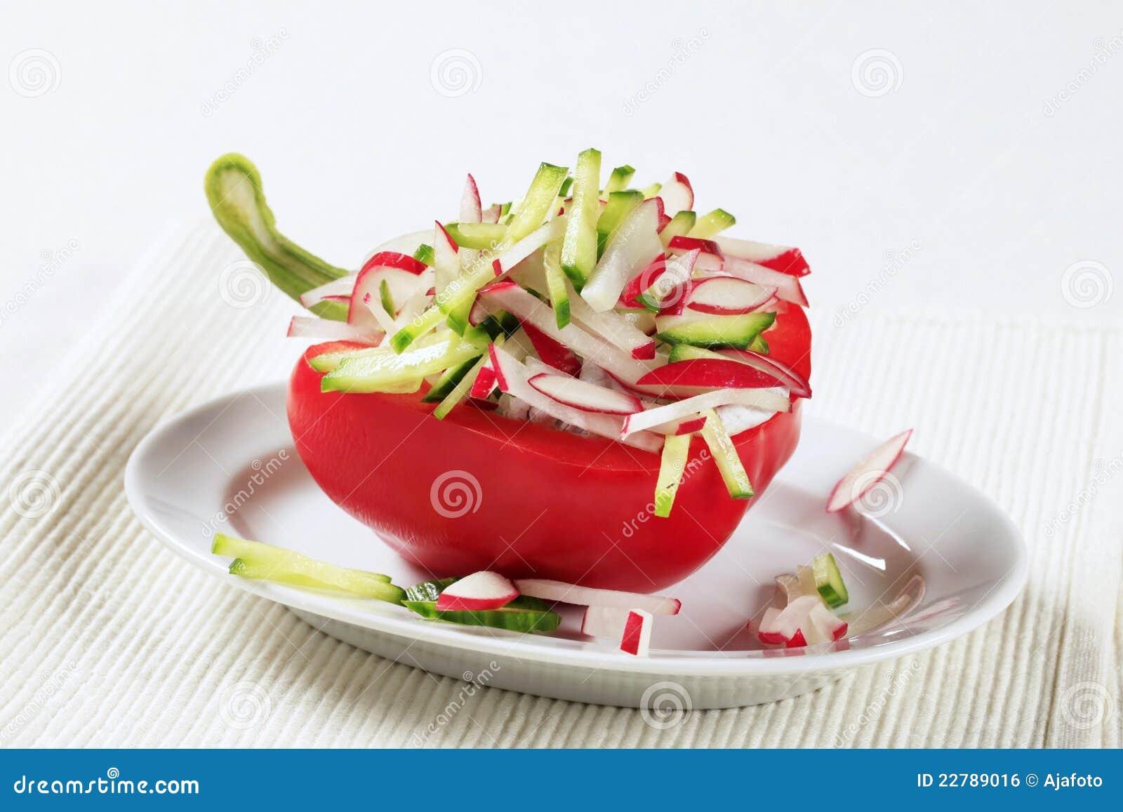 χορτοφάγος ορεκτικών