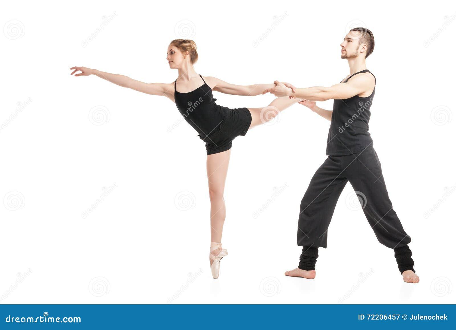 Χορός ζευγών μπαλέτου