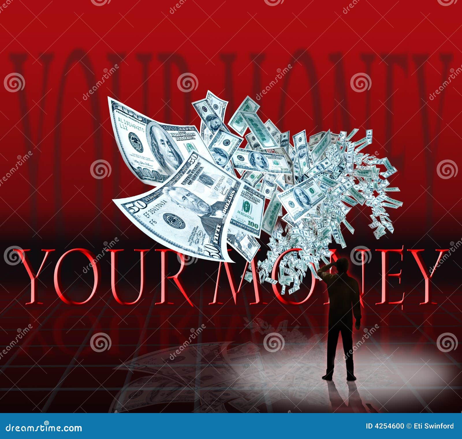 χρήματά σας