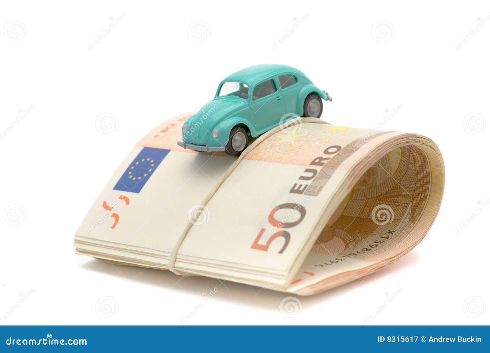 χρήματα αυτοκινήτων