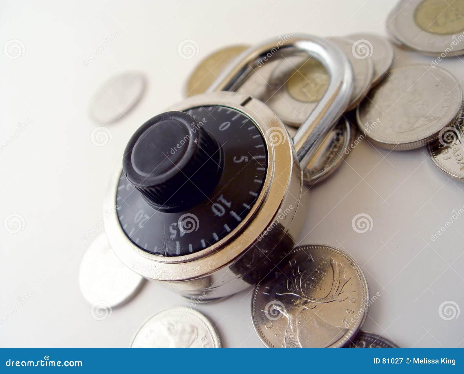 χρήματα κλειδωμάτων σας