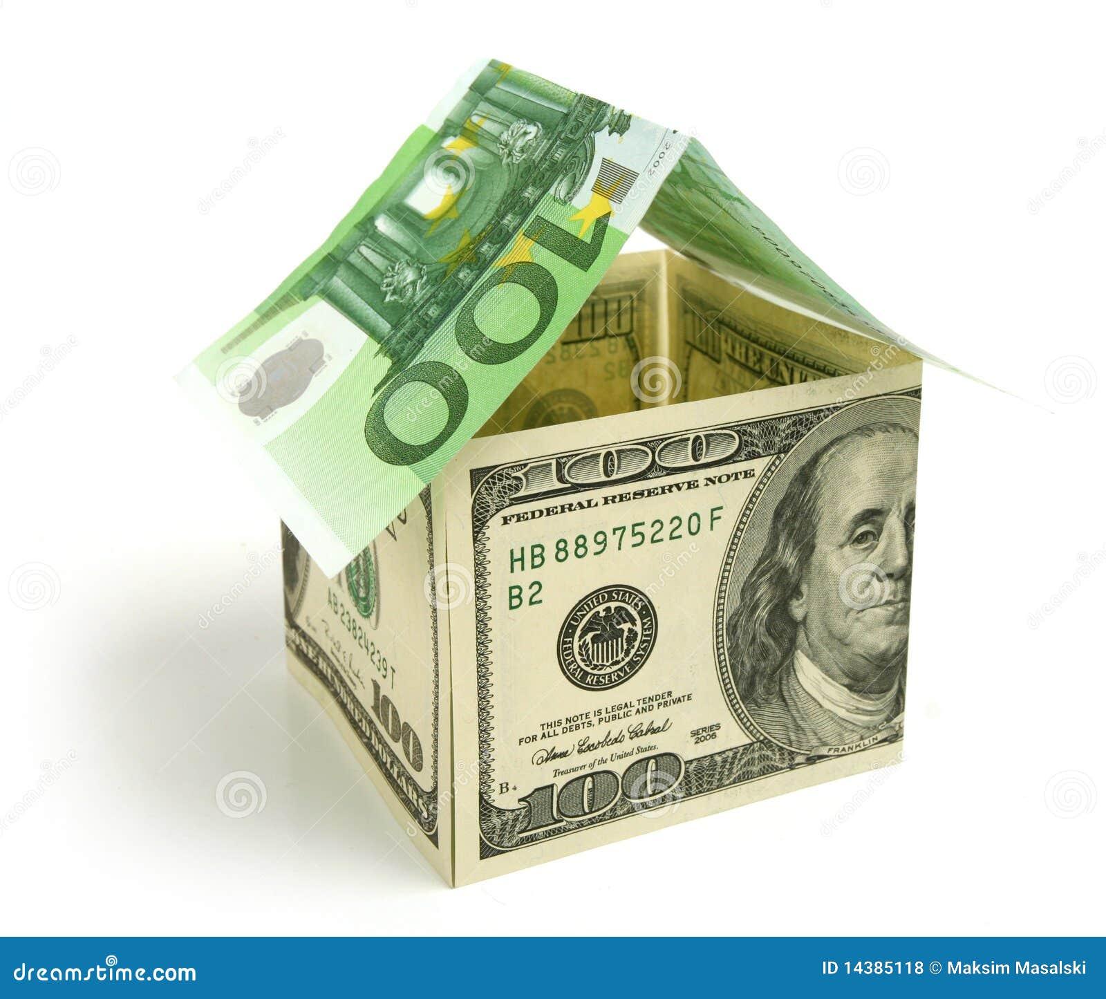 χρήματα σπιτιών