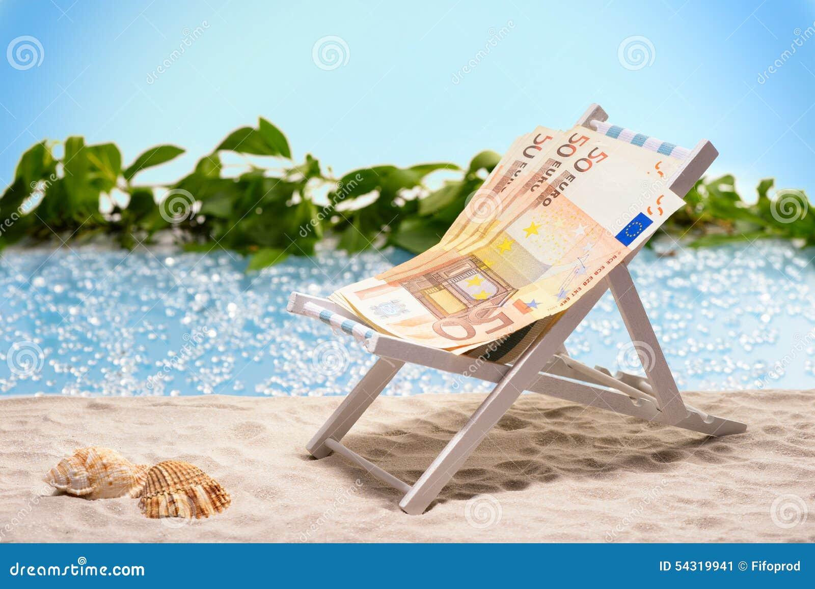 Χρήματα στις διακοπές