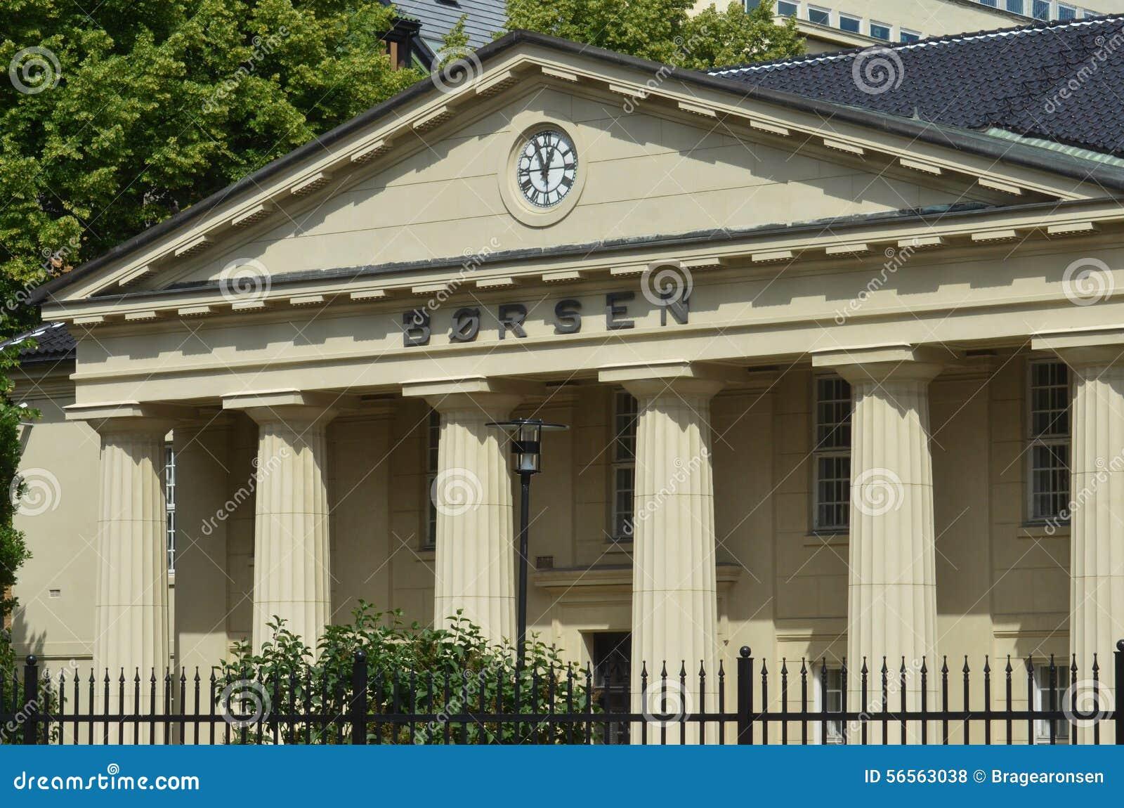 Download Χρηματιστήριο του Όσλο (Όσλο Børs) Εκδοτική Στοκ Εικόνες - εικόνα από επένδυση, αποθέματα: 56563038