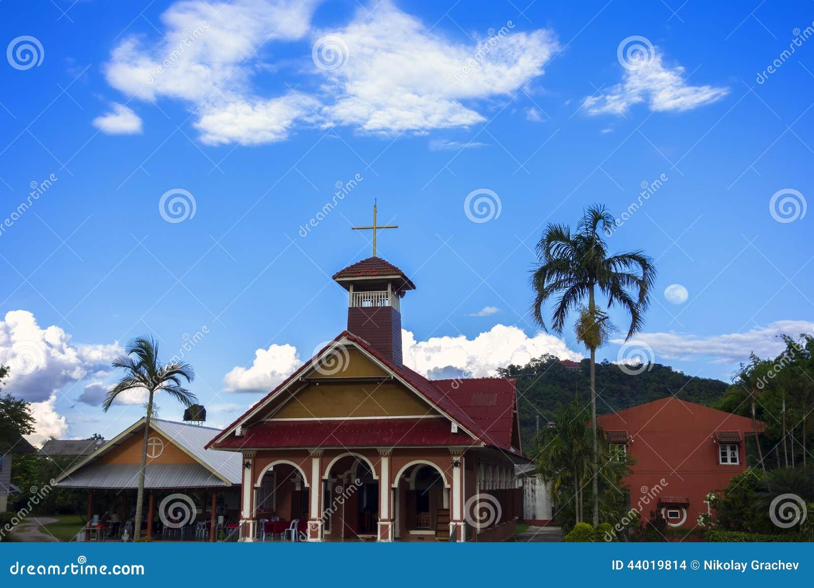 Χριστιανική εκκλησία Rai Chiang