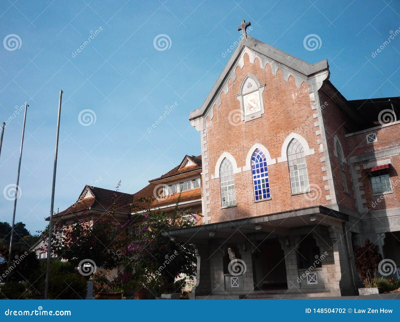 Χριστιανικό σχολείο του Χάιλαντς του Cameron