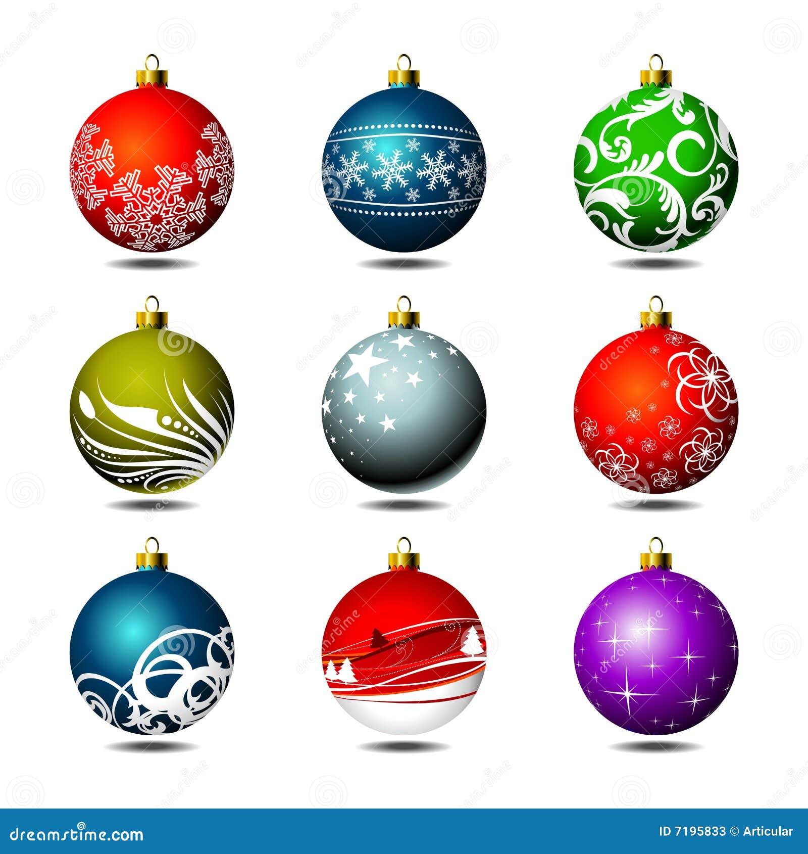 Χριστούγεννα εννέα σφαιρώ&nu