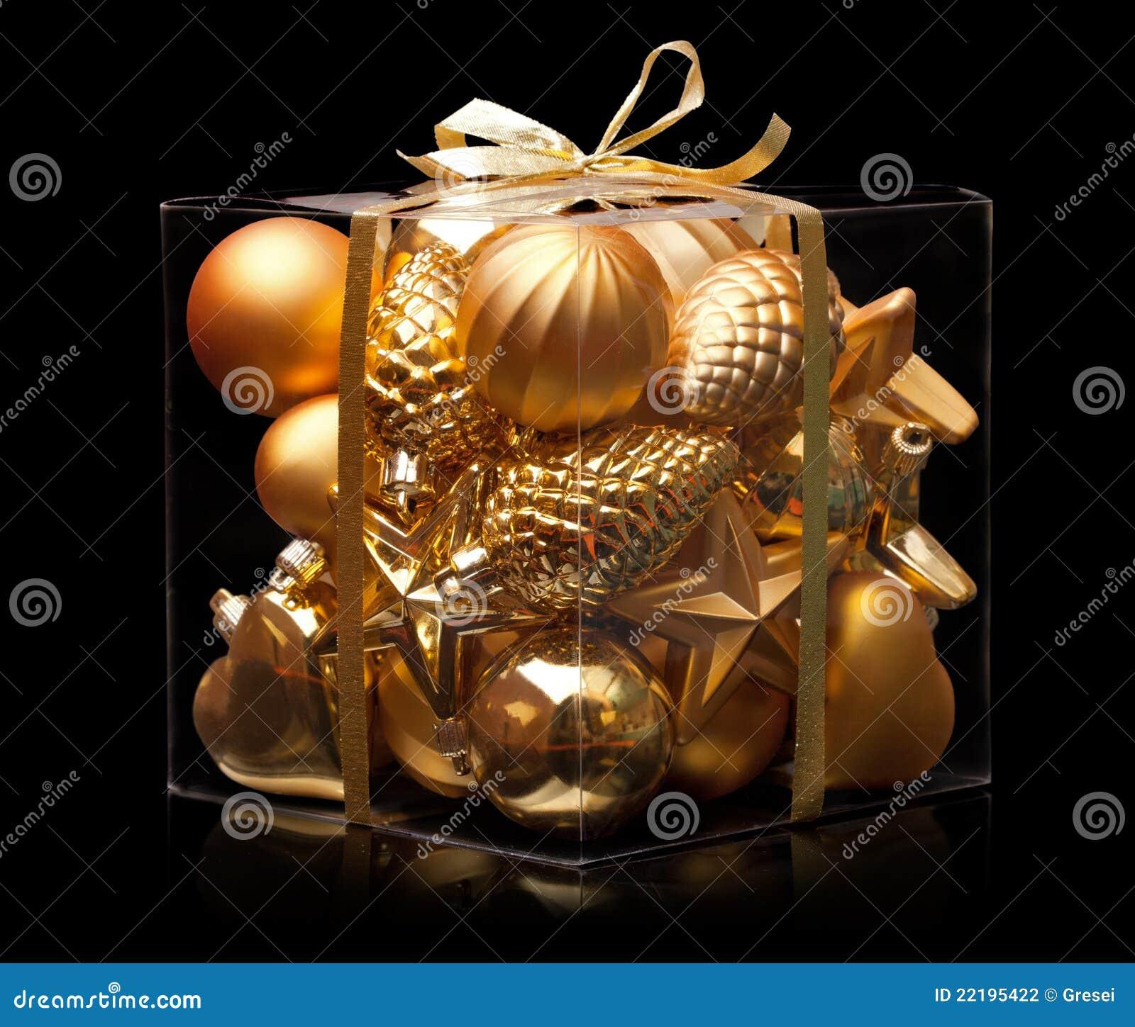 Χριστούγεννα κιβωτίων σφ&alp