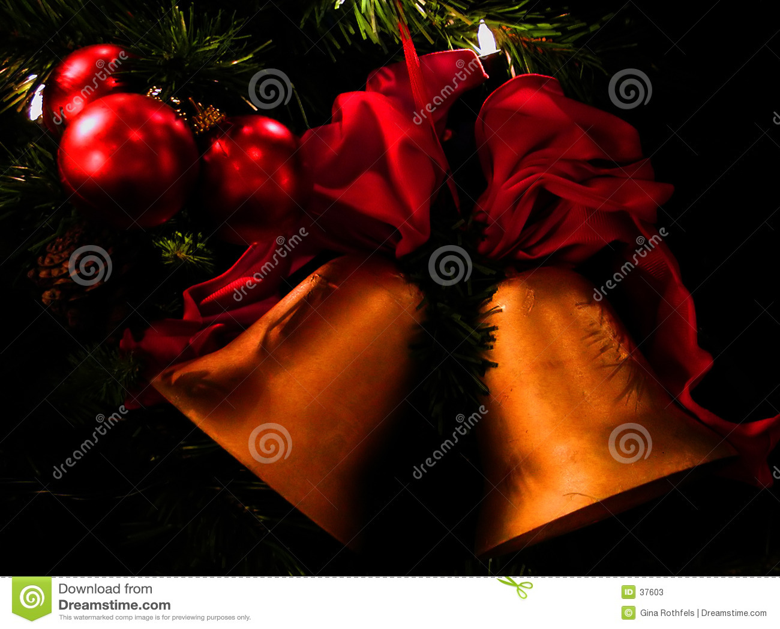 Χριστούγεννα κουδουνι