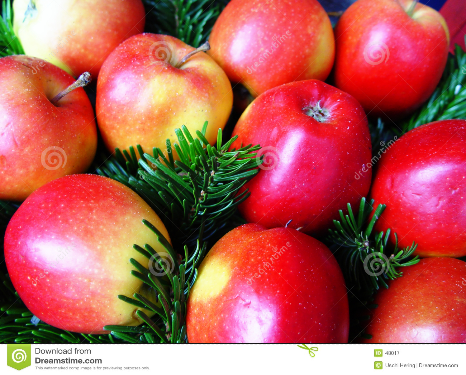 Χριστούγεννα μήλων