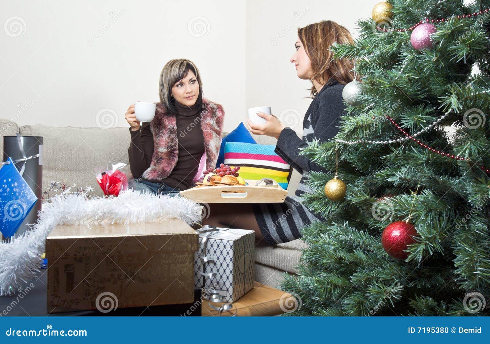 Χριστούγεννα προγευμάτω