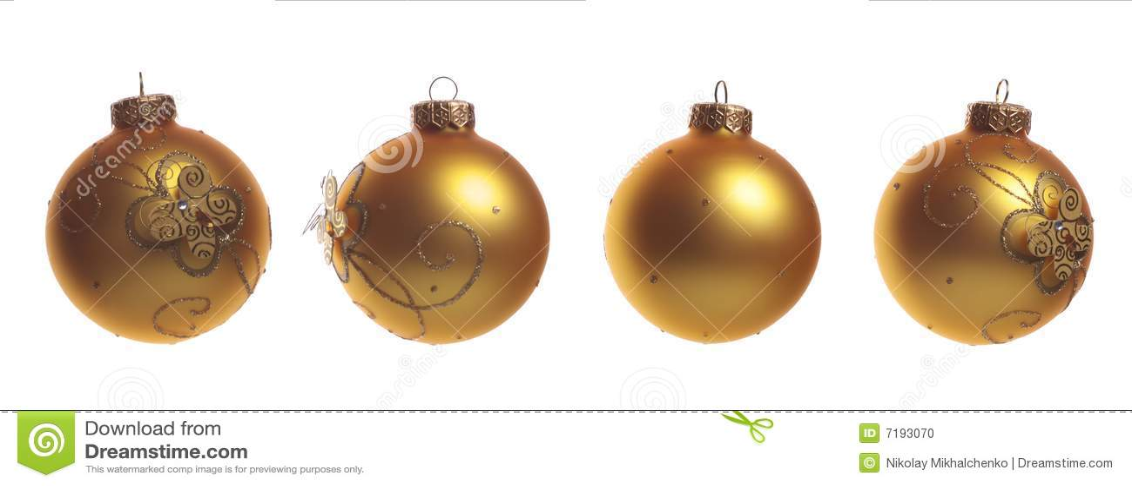 Χριστούγεννα σφαιρών