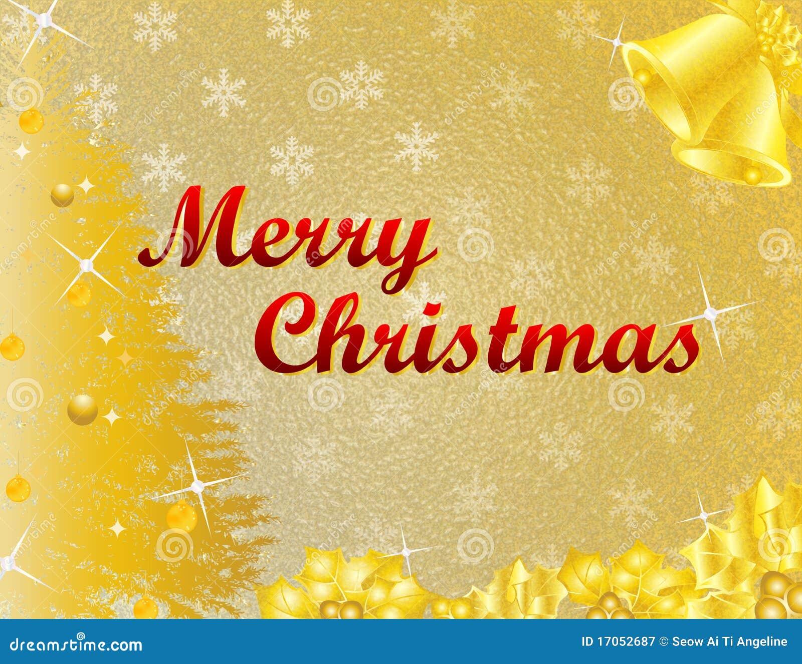 Χριστούγεννα χρυσά