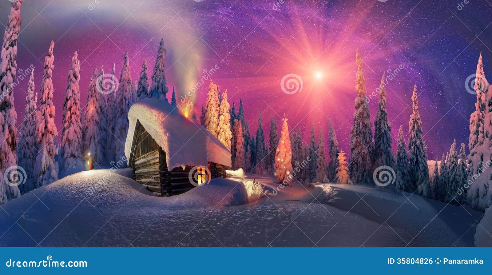 Χριστούγεννα Carpathians