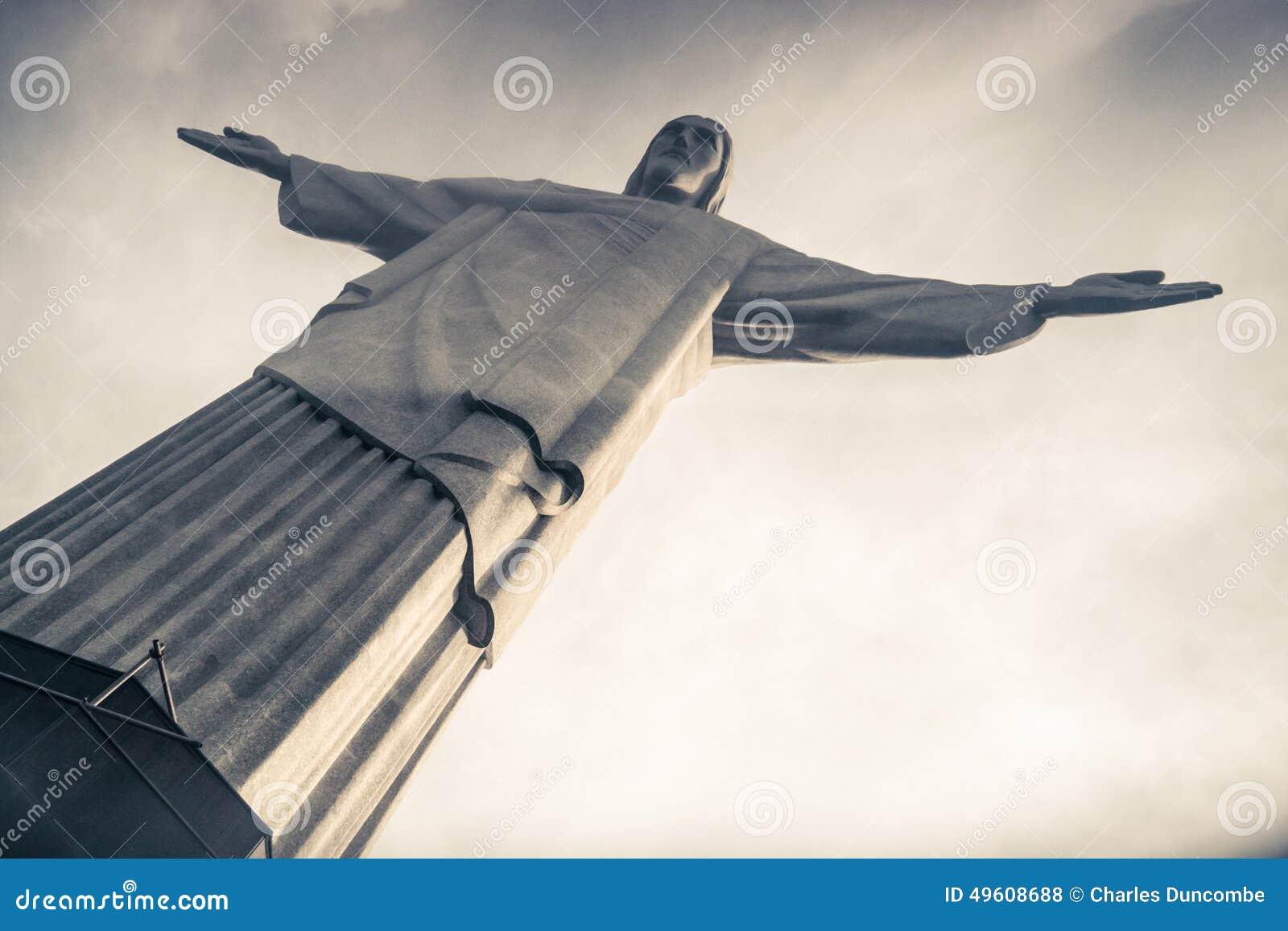 Χριστός ο απελευθερωτής (Cristo Redentor) στο Ρίο, Βραζιλία