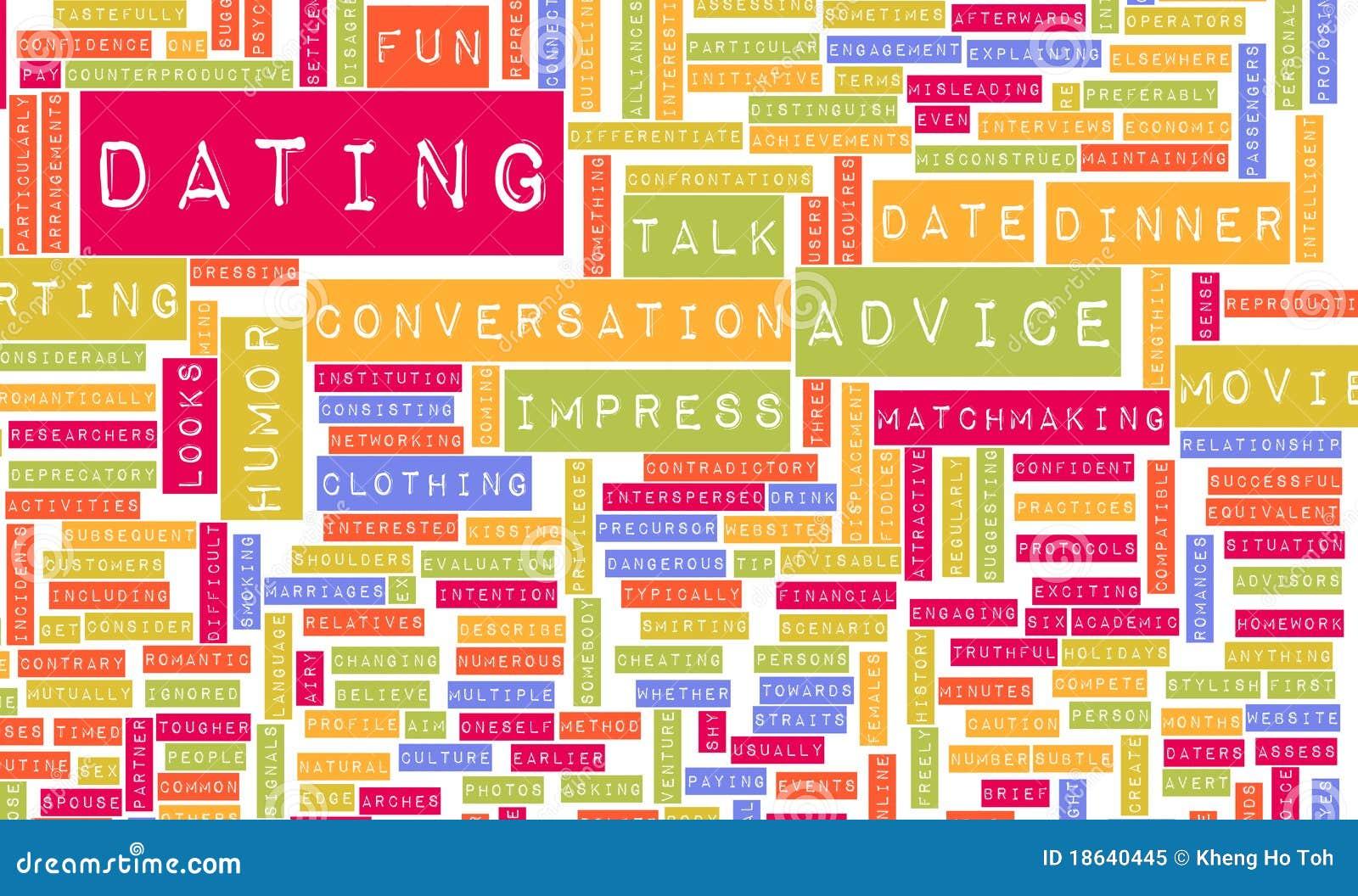 χρονολόγηση συμβουλών και συμβουλών
