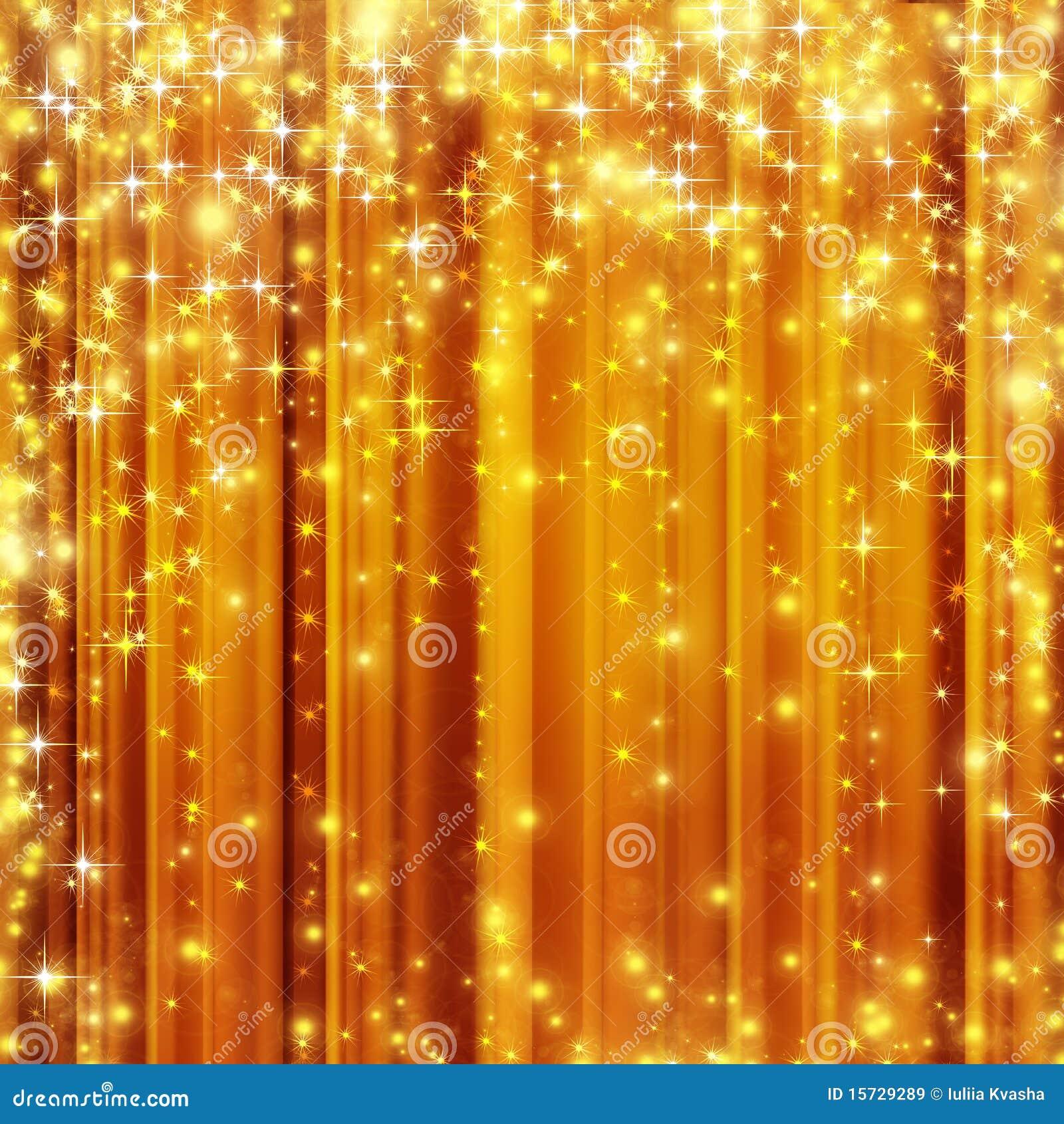 χρυσά αστέρια ανασκόπησης