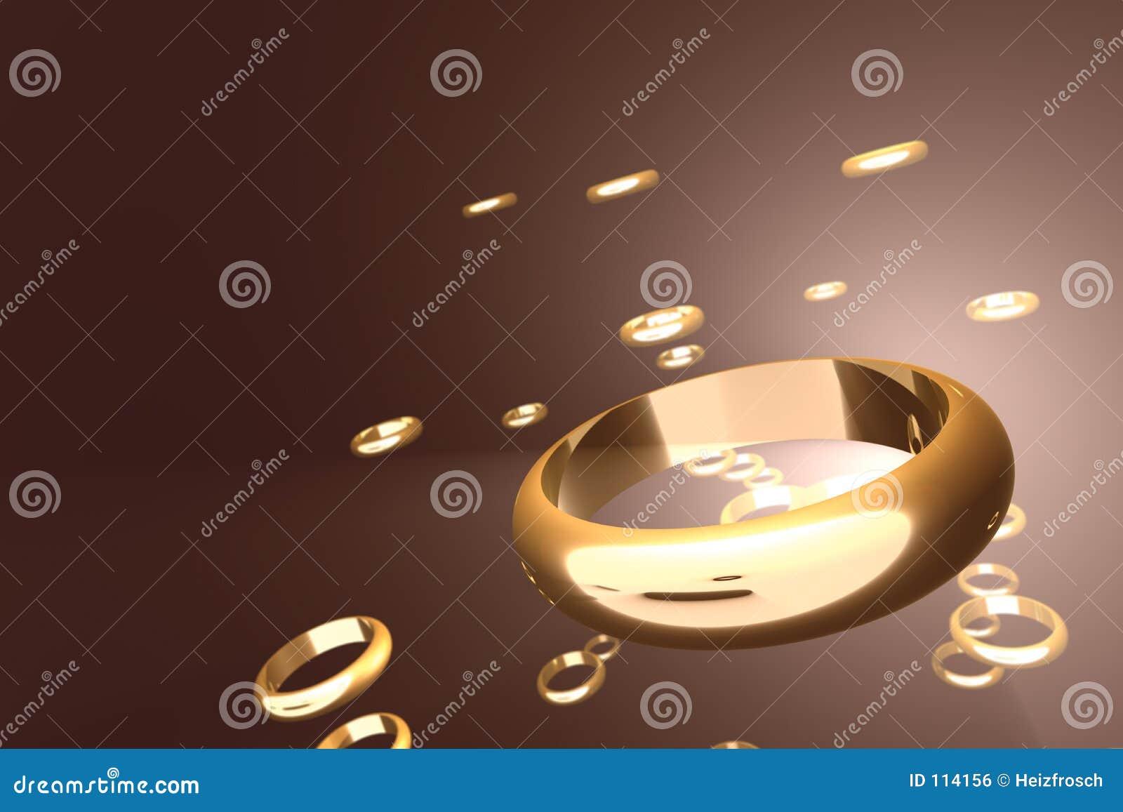 χρυσά δαχτυλίδια