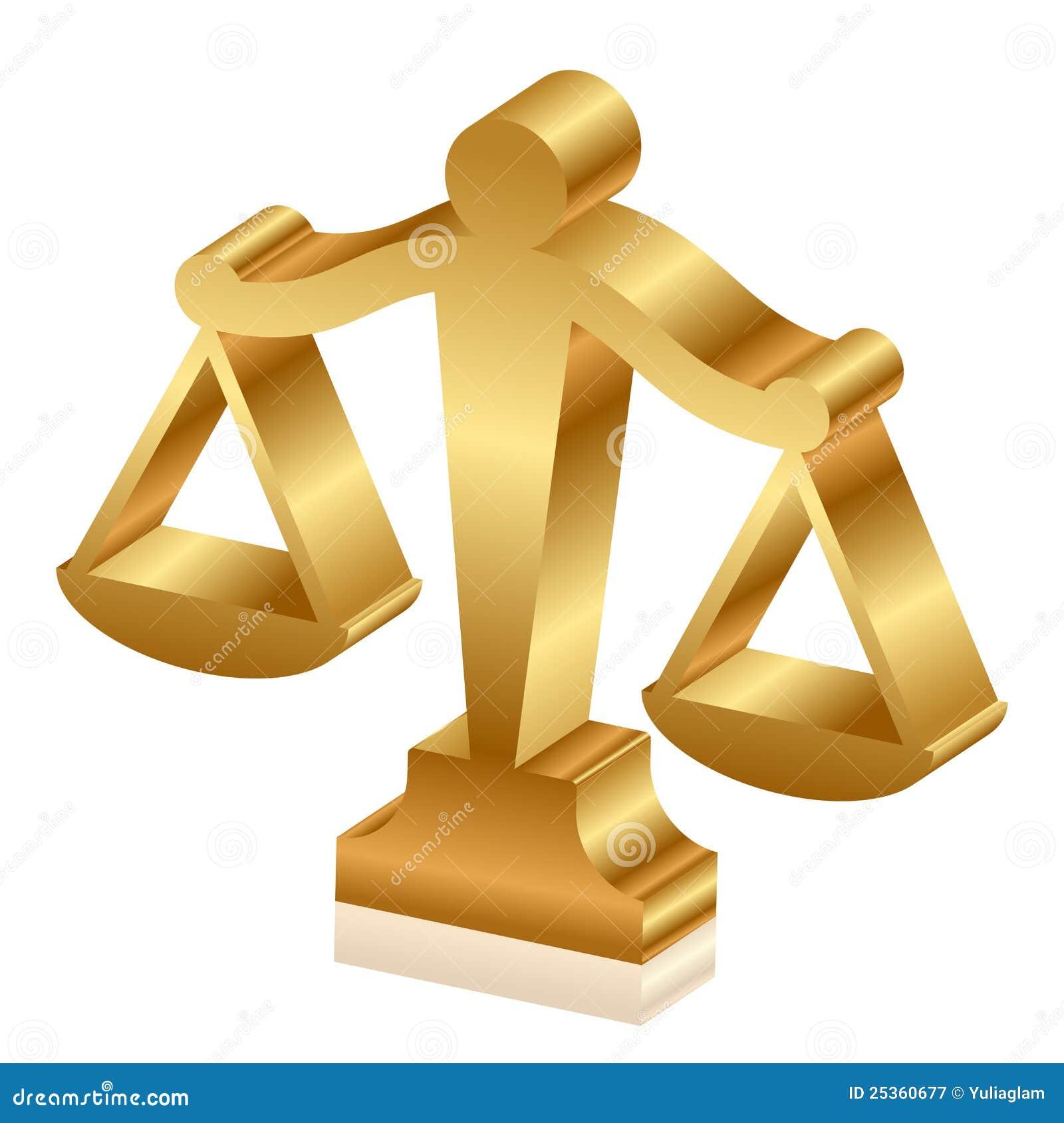 χρυσές κλίμακες δικαιοσύνης