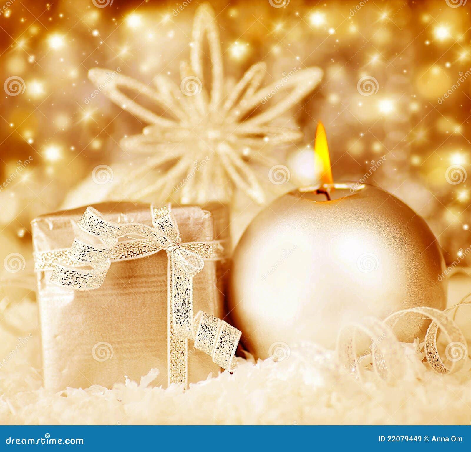 Χρυσή διακόσμηση Χριστουγέννων, ανασκόπηση διακοπών