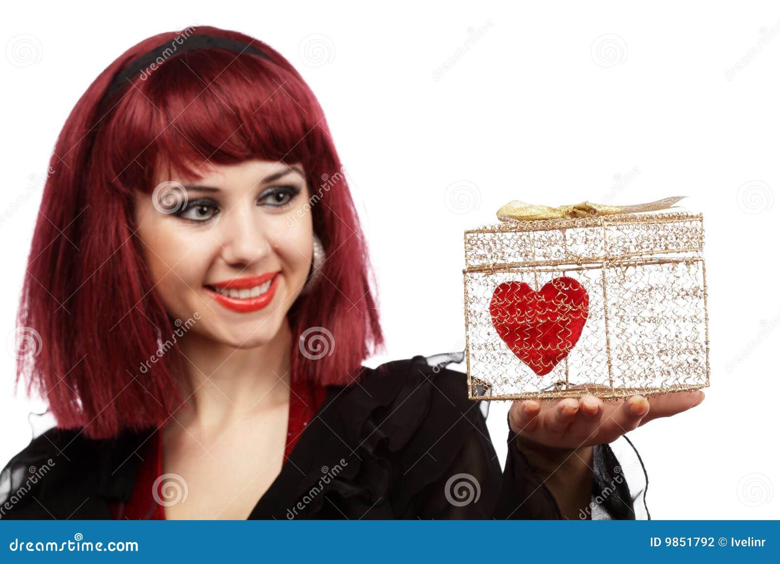 χρυσή ευτυχής καρδιά κορ
