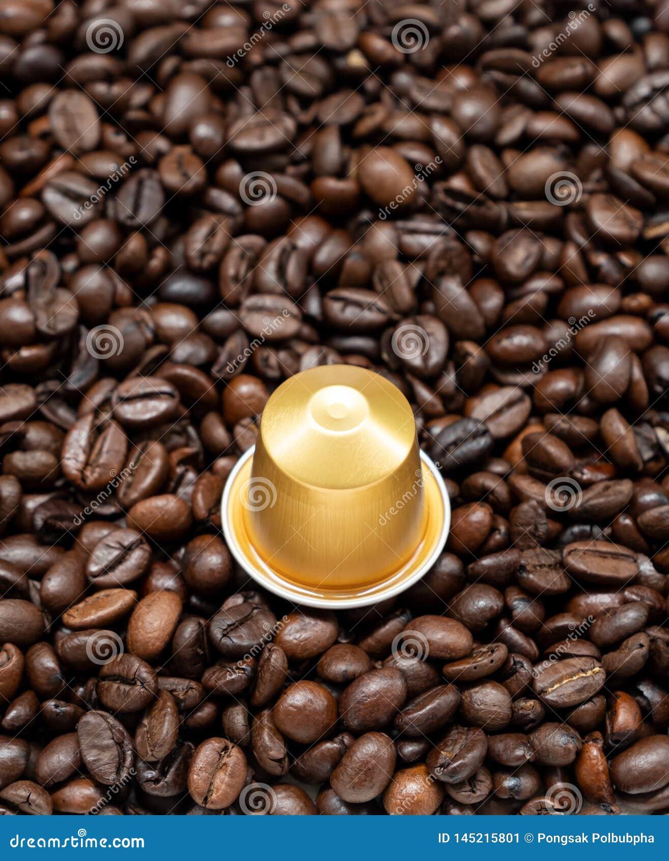 Χρυσή κάψα καφέ