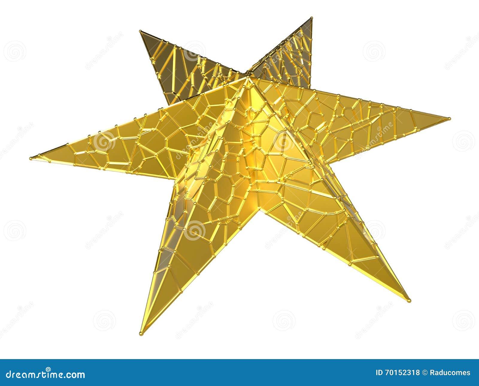 Χρυσός καραϊβικός αστερίας