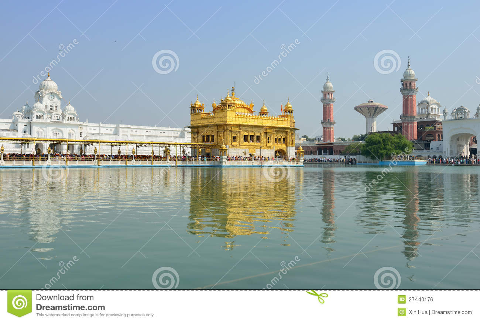 Χρυσός ναός, Amritsar
