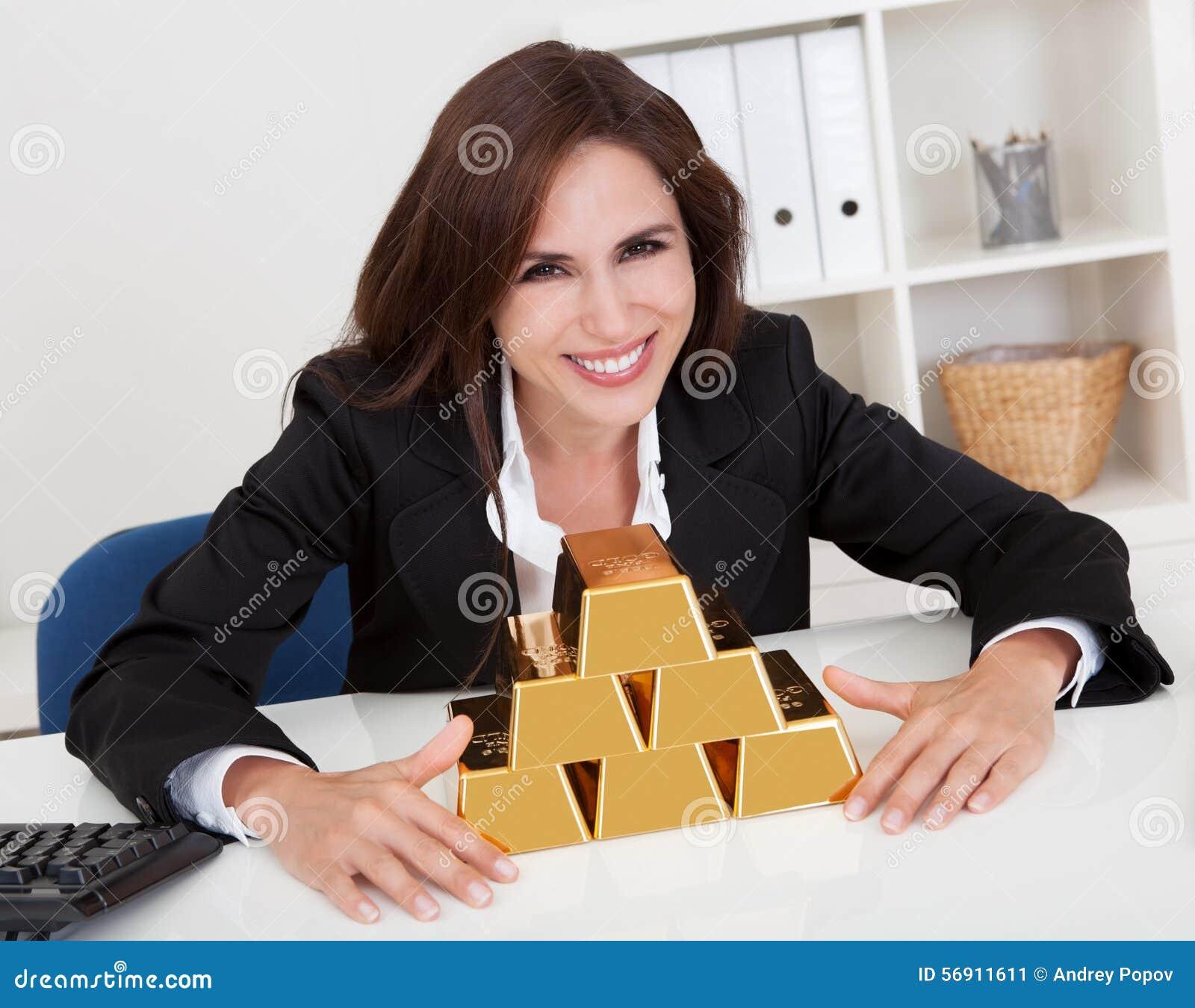 Χρυσός φραγμός εκμετάλλευσης επιχειρηματιών