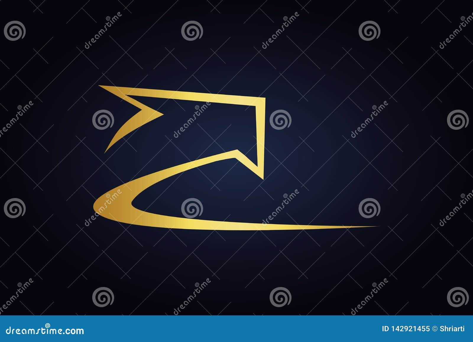 Χρυσό βέλος που οδηγεί στην κορυφή