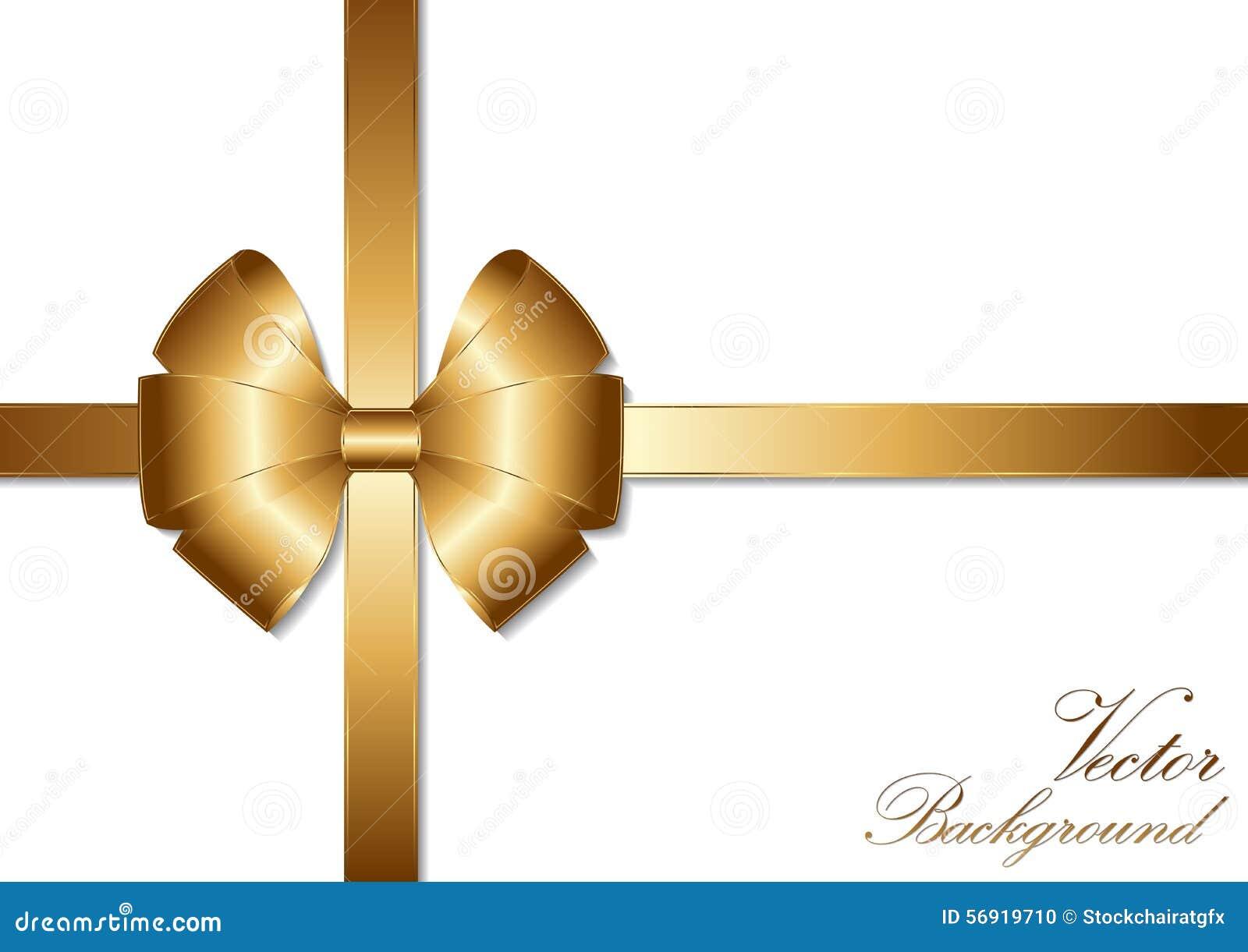 Χρυσό σχέδιο κορδελλών τόξων