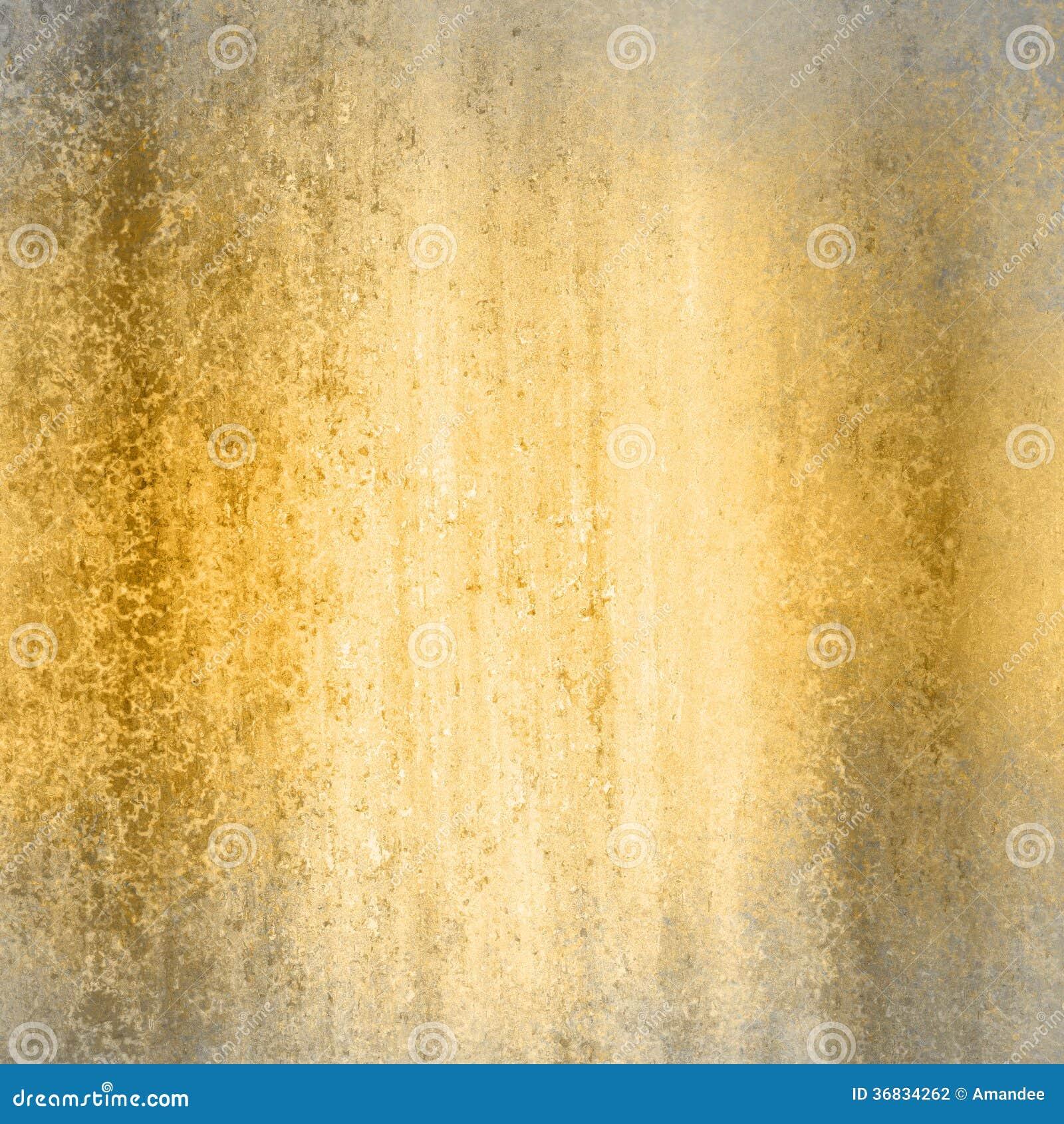 Χρυσό υπόβαθρο με το γκρίζο πλαίσιο